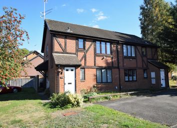 Thumbnail 1 bed maisonette for sale in Morley Close, Yateley
