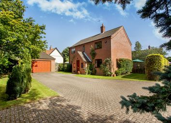 Thumbnail 4 bedroom detached house for sale in Lyon Close, Yaxley, Eye