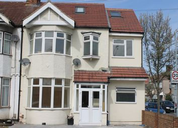 Thumbnail 7 bed semi-detached house to rent in Loxford Lane, Ilford
