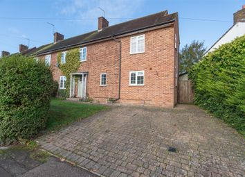 Thumbnail 4 bed semi-detached house for sale in Kendals Close, Radlett