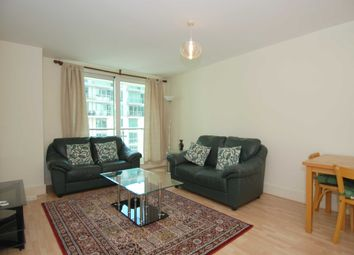 Thumbnail 1 bed flat to rent in Bridge House, St George Wharf, Vauxhall, London
