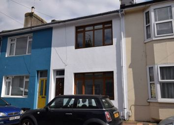 Thumbnail 3 bed terraced house for sale in Washington Street, Hanover, Brighton