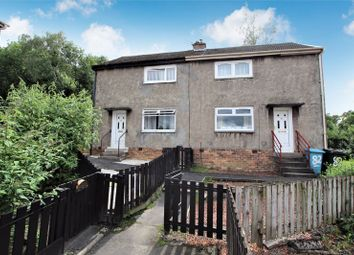 Thumbnail 2 bed semi-detached house for sale in Kilmeny Crescent, Wishaw
