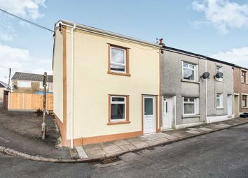 Thumbnail 2 bedroom end terrace house for sale in King Street, Tredegar