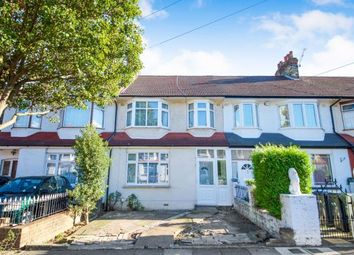 Thumbnail 3 bed terraced house for sale in Princes Avenue, Palmers Green, London