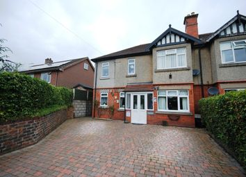 Thumbnail 4 bedroom semi-detached house for sale in Newcastle Road, Market Drayton