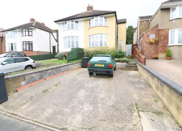 Thumbnail 2 Bed Semi Detached House For Sale In Hall Avenue Rushden