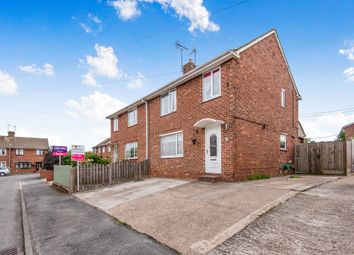 Thumbnail 3 bed semi-detached house for sale in Haynes Close, Tuxford, Newark