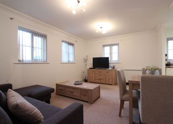 Thumbnail 2 bed flat to rent in Lancers Drive, Thatcham