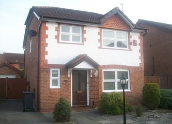 Thumbnail 3 bed property to rent in Birchwood Close, Great Sutton, Ellesmere Port