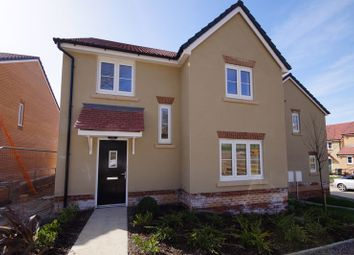 Thumbnail 4 bed detached house for sale in Almsford Close, Ansford, Castle Cary