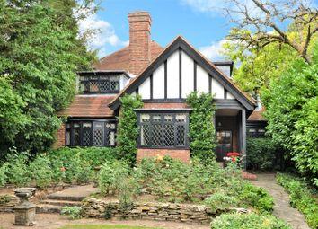 Thumbnail 4 bed detached house for sale in Hillside Road, Aldershot, Hampshire