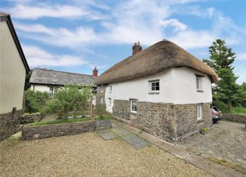 Thumbnail 4 bed detached house for sale in Woolley, Bude, Cornwall
