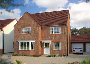 "Thumbnail 5 bed detached house for sale in ""The Oxford"" at Beancroft Road, Marston Moretaine, Bedford"