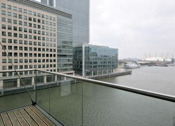 Thumbnail 2 bed flat to rent in Discovery Dock West, South Quay Square, London