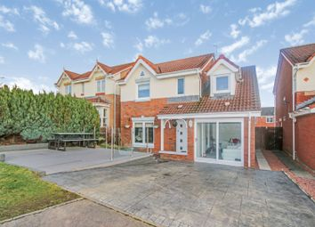 Thumbnail 4 bed detached house for sale in Moorfoot View, Gorebridge