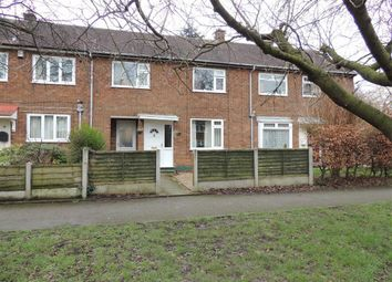 Thumbnail 3 bed terraced house for sale in Chisworth Close, Bramhall, Stockport