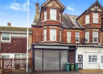 Thumbnail 4 bed terraced house for sale in Dover Road, Folkestone