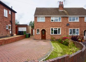 Thumbnail 3 bed semi-detached house for sale in Anthony Drive, Thurnby