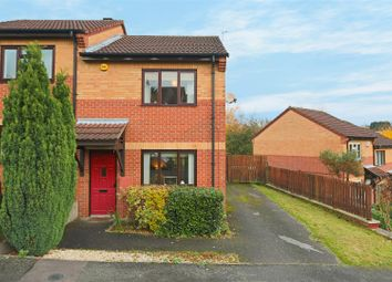 Thumbnail 2 bed town house for sale in Pendle Crescent, Mapperley, Nottingham