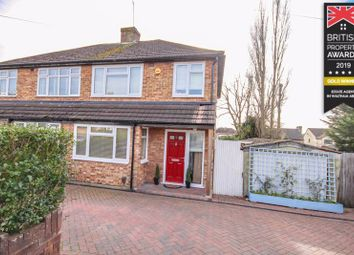 Thumbnail 3 bed semi-detached house for sale in Harries Court, Waltham Abbey