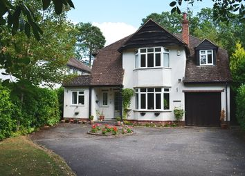 Thumbnail 4 bed detached house for sale in Horseshoe Lane, Ash Vale
