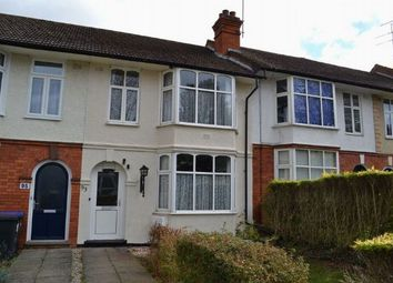 Thumbnail 3 bed terraced house for sale in St Matthews Parade, Kingsley, Northampton