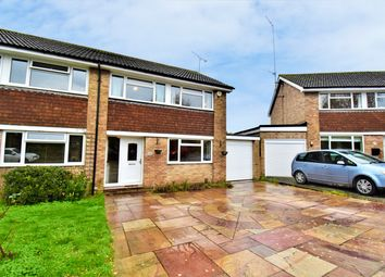 Thumbnail 3 bed semi-detached house for sale in Pinks Hill, Swanley