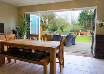 Thumbnail 4 bed detached house for sale in Claremont Road, Bromley