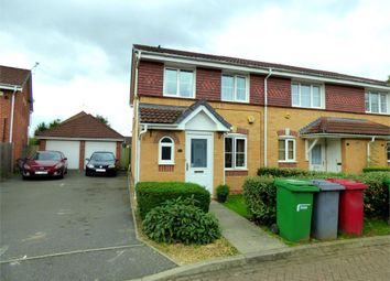 Thumbnail 3 bedroom end terrace house for sale in Bessemer Close, Langley, Berkshire