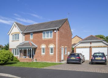 Thumbnail 4 bed property for sale in Norham Drive, Morpeth