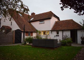 Thumbnail 4 bed detached house for sale in Ivychurch, Romney Marsh
