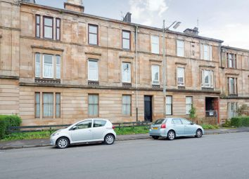 Thumbnail 3 bed flat for sale in Queen Mary Avenue, Glasgow