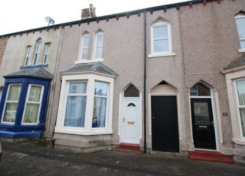 Thumbnail 3 bed terraced house for sale in Sheffield Street, Carlisle