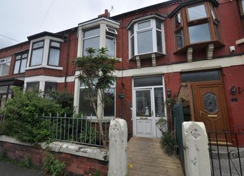 Thumbnail 3 bed terraced house for sale in Lindeth Avenue, Wallasey