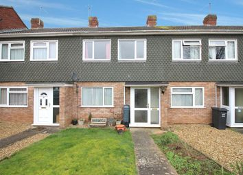Thumbnail 3 bed terraced house for sale in Berwick Close, Taunton