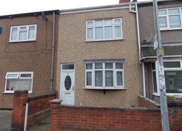 Thumbnail 3 bedroom terraced house to rent in Donnington Street, Grimsby