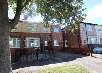 Thumbnail 4 bedroom semi-detached house for sale in Saltersgate Road, Darlington
