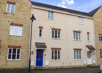 Thumbnail 3 bed town house for sale in Zander Road, Calne