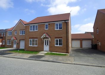Thumbnail 4 bed detached house for sale in Sorrel Close, Shotton Colliery, Durham