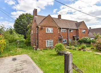 Thumbnail 3 bed semi-detached house for sale in Above Town, Upper Clatford, Andover