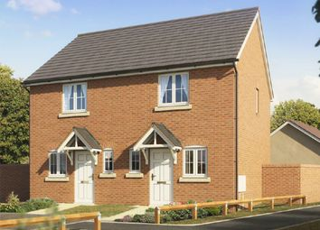 Thumbnail 2 bedroom semi-detached house for sale in Plot 53 Maes Y Glo, (Site Name Parc Brynderi), Llanelli