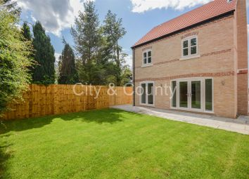 Thumbnail 3 bedroom detached house for sale in Minuet Village, Minuet Paddocks, Coates