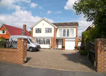 Thumbnail 5 bed detached house for sale in Bushbys Lane, Formby, Liverpool
