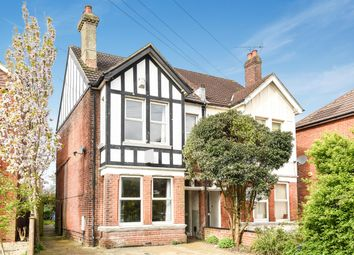 Thumbnail 5 bedroom semi-detached house for sale in Arthur Road, Southampton