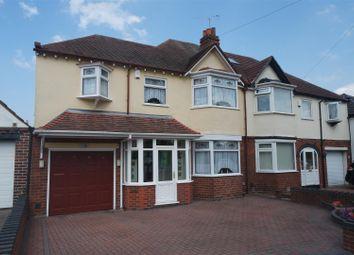 Thumbnail 4 bedroom property for sale in Barrows Lane, Yardley, Birmingham