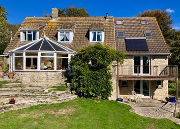 Thumbnail 6 bed detached house for sale in Woolgarston, Corfe Castle, Wareham