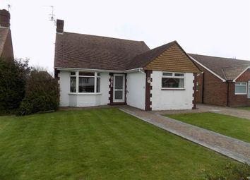 Thumbnail 2 bed bungalow to rent in Wrestwood Avenue, Eastbourne