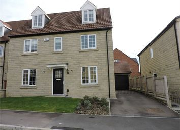 Thumbnail 5 bed detached house for sale in Knitters Road, South Normanton, Alfreton, Derbyshire