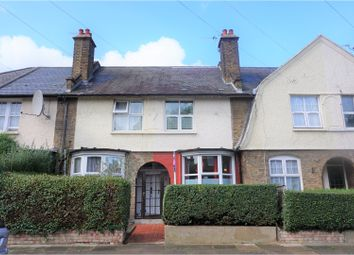 Thumbnail 3 bed terraced house for sale in Shobden Road, London